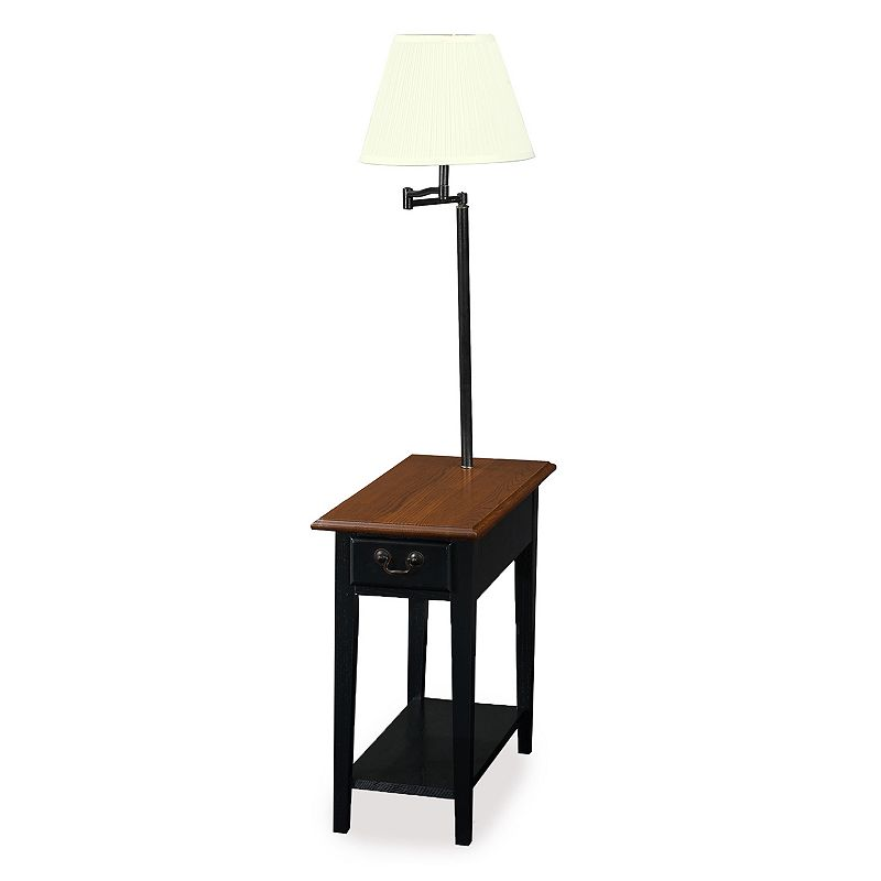 end table other clrs for you if you find rating lamp end table combo. Black Bedroom Furniture Sets. Home Design Ideas