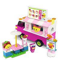 Shopkins Kinstructions Food Fair Truck Set