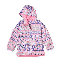 Baby Girl Carter's Midweight Water Resistant Jacket