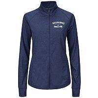 Plus Size Majestic Seattle Seahawks Track Jacket