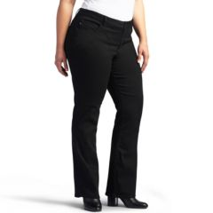 Plus Size Lee Emma Easy-Fit Bootcut Jeans