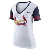 Women's Nike St. Louis Cardinals Fan Tee