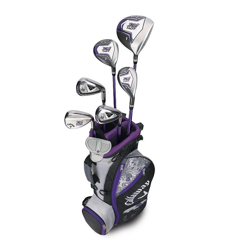 Callaway Golf XJ Hot Girls 5-8