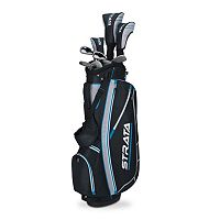 Women's Callaway 2015 Strata Flex Right Hand Golf Clubs & Stand Bag Set