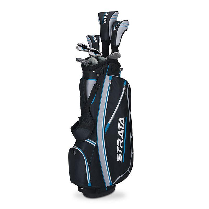 Strata 11-Piece Women's Golf Club Set