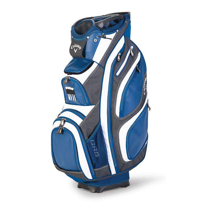 Callaway Org 15 Cart Bag, Blue