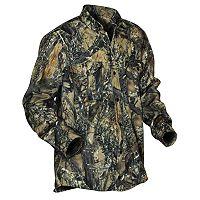 Men's True Timber Camo Button-Down Shirt