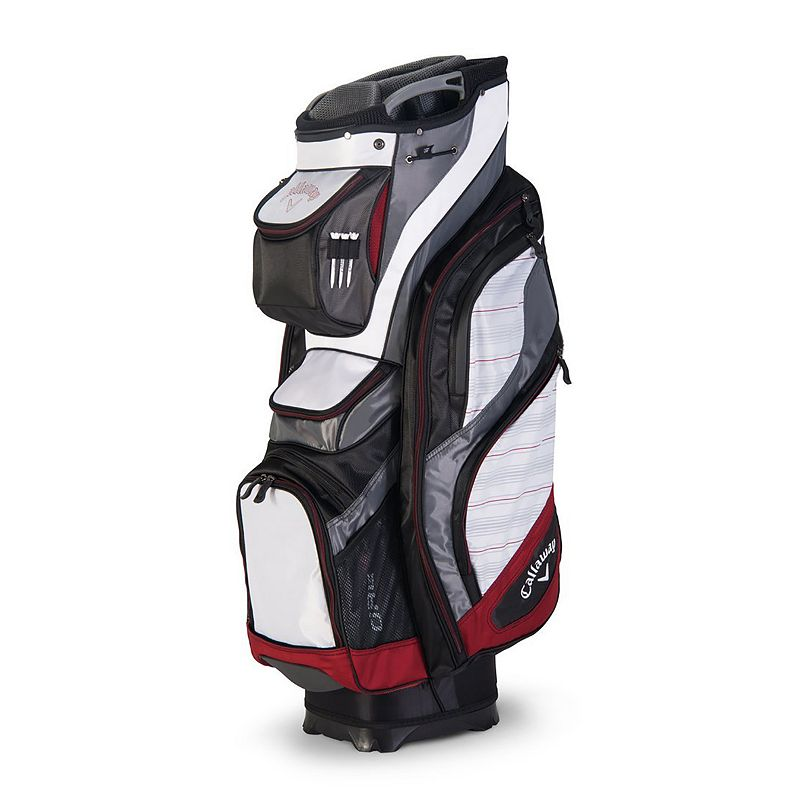 Callaway Org 14 Cart Bag, Grey (Charcoal)