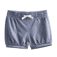Baby Girl Jumping Beans® Print Bubble Shorts