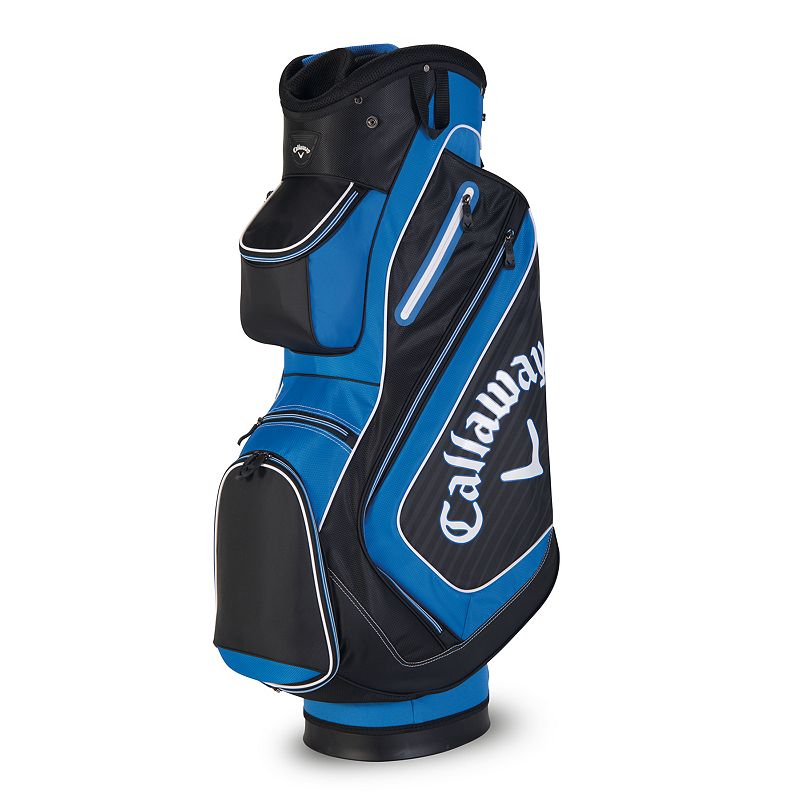 Callaway Chev Cart Bag, Blue