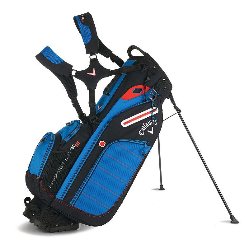Callaway Hyperlite 5 Stand Bag, Blue