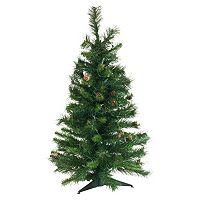 Vickerman 3-ft. Cheyenne Pine Artificial Christmas Tree