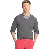 Men's IZOD Fieldhouse Classic-Fit Wool-Blend V-Neck Sweater