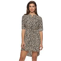 Petite Apt. 9® High-Low Shirt Dress