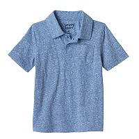Baby Boy Jumping Beans® Short Sleeve Solid Polo
