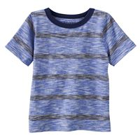 Baby Boy Jumping Beans® Striped Slubbed Tee