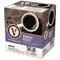 Victor Allen's Coffee Single-Serve French Roast - 200-pk.