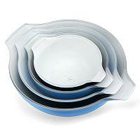 Creo Smartglass 4-pc. Ceramic Nesting Bowl Set