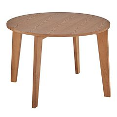 HomeVance Allegra Round Dining Table by