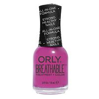 Orly Breathable Treatment & Nail Polish - Give Me A Break