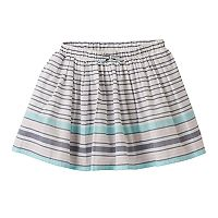Girls 4-8 SONOMA Goods for Life™ Striped Skort