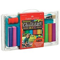 Faber-Castell Do Art Outdoor Chalk Art Set