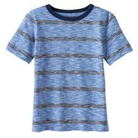 Boys 4-10 Jumping Beans® Striped Space-Dyed Tee