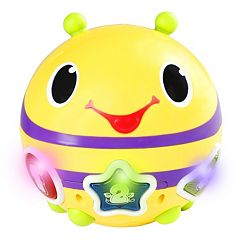 Bright Starts Bumble Bee Toy by