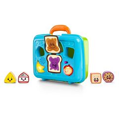 Bright Starts Giggling Gourmet Sort 'n Giggle Lunchbox by