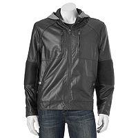 Men's Urban Republic Faux-Leather Jacket