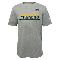Boys 8-20 Nike Green Bay Packers Practice Dri-FIT Tee