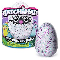 Hatchimals Penguala Teal Egg