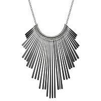 Mudd® Graduated Paddle Necklace