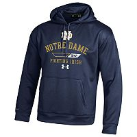 Men's Under Armour Notre Dame Fighting Irish Tech Hoodie