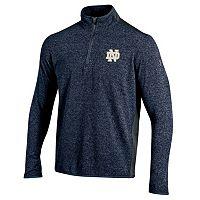 Men's Under Armour Notre Dame Fighting Irish Microfleece Pullover