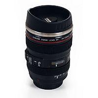 Chef Buddy 12-oz. Insulated Camera Lens Coffee Mug