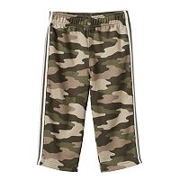 Baby Boy Jumping Beans® Camouflage French Terry Pants