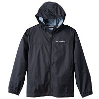 Boys 8-20 Columbia Colorblock Rain Jacket