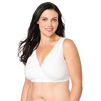 Plus Size Maternity Oh Baby by Motherhood™ Nursing Sleep Bra