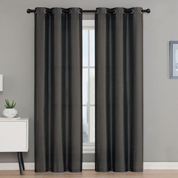 2-Pack VCNY Home Madison Curtain