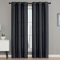 VCNY Home 2-pack Madison Curtain