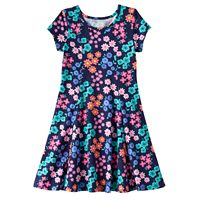 Girls 4-10 Jumping Beans® Floral Skater Dress