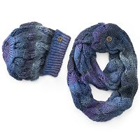 Women's Chaos Cadence Beanie & Charlotte Infinity Scarf Set