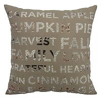 Essentials Fall Blessings Throw Pillow