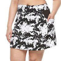 Plus Size Soybu Flirt Skater Skirt