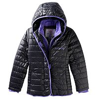 Girls 7-16 Free Country Quilted Midweight Jacket