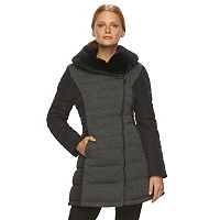 Women's Neo-I by Orobos Mixed-Media Quilted Parka