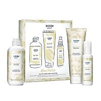 H20+ Beauty Glow Factor Sea Salt Body Care Favorites Set
