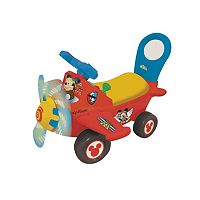Disney's Mickey Mouse Spinning Airplane Ride-On by Kiddieland
