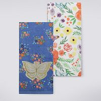 Celebrate Spring Together 'Butterfly Kitchen Towel 2-pk.
